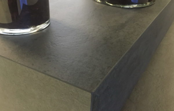 Листовой керамогранит Laminam I Naturali Pietre, Pietra di Savoia Antracite 3,5 мм; 5,6 мм